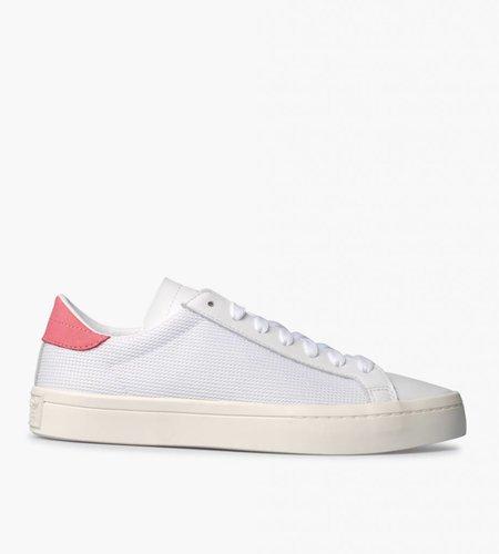 Adidas Adidas Courtvantage White White Chapnk