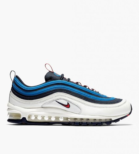 Nike Nike Air Max 97 SE Obsidian University Red Sail Blue Nebula