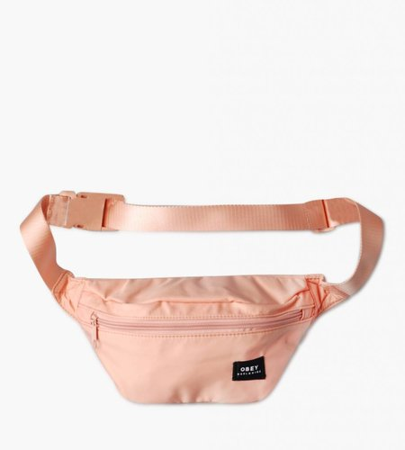 Obey Obey Controller Waistpack Dusty coral