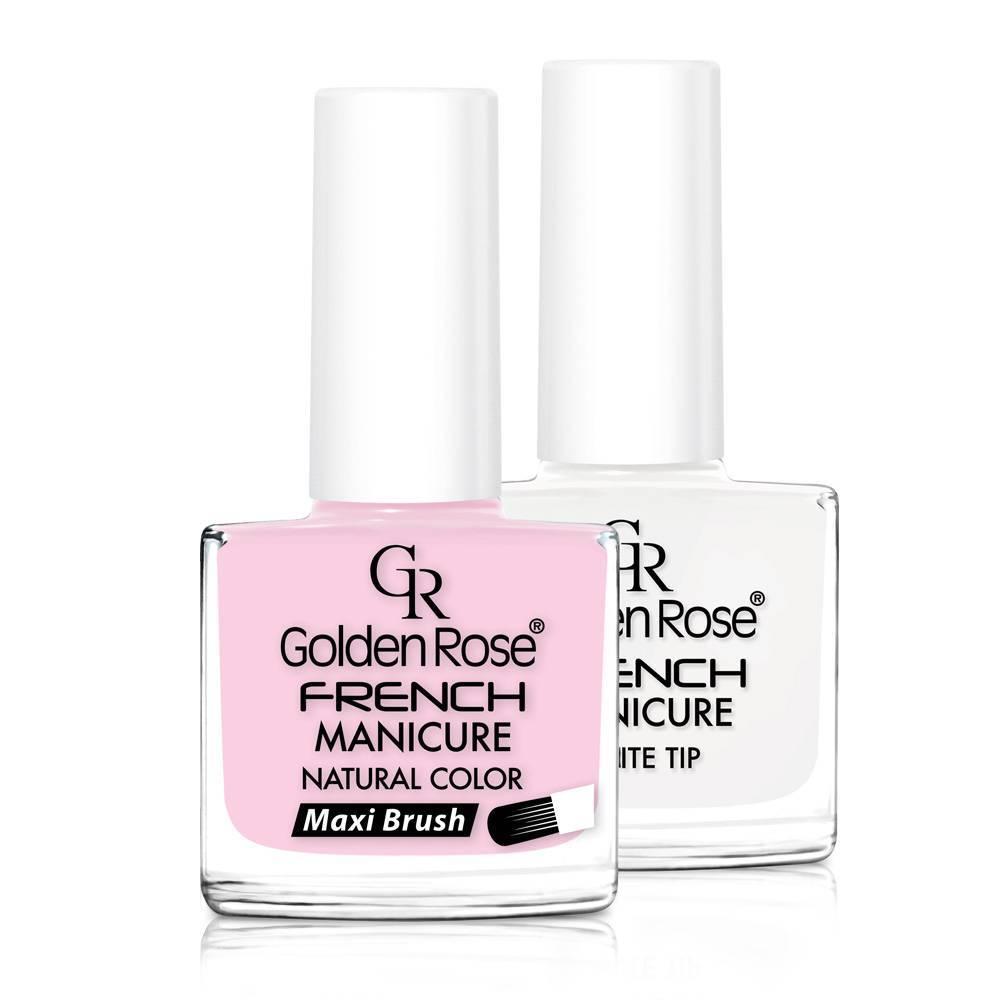 Golden Rose GOLDEN ROSE FRENCH MANICURE SET 05