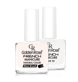 Golden Rose FRENCH MANICURE SET 02