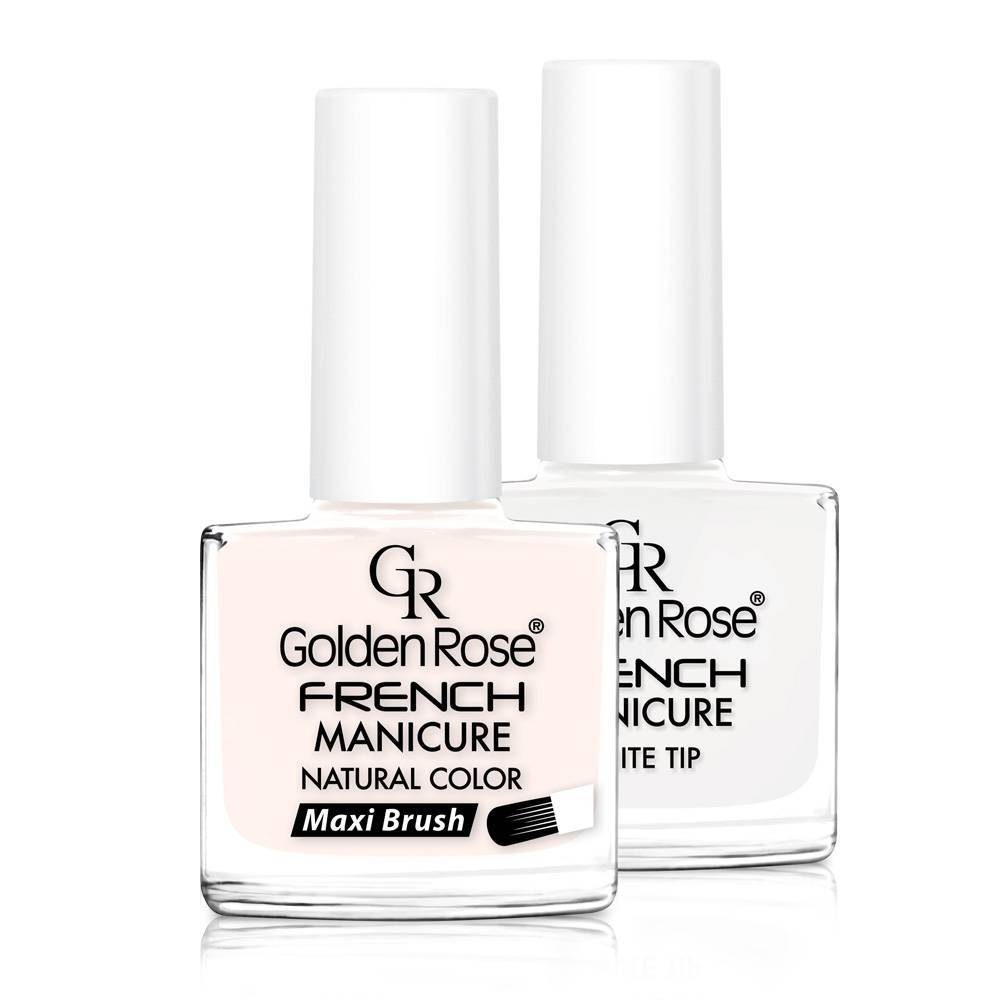 Golden Rose French Manicure Set 02