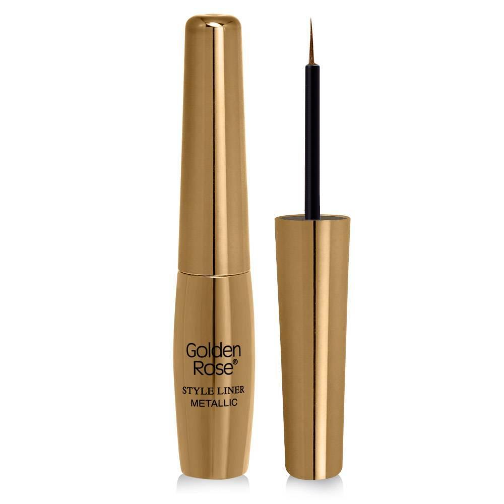 Golden Rose Metalic Eyeliner 2