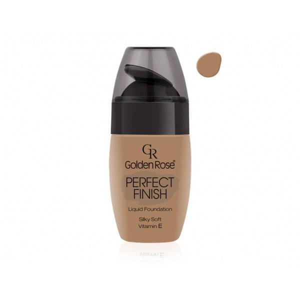 Golden Rose GOLDEN ROSE PERFECT FINISH LIQUID FOUNDATION 65