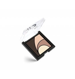 Golden Rose LONGSTAY EYESHADOW QUATTRO 5
