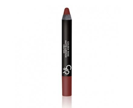 Golden Rose GOLDEN ROSE CRAYON MATTE LIPSTICK 1