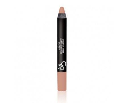 Golden Rose Crayon Matte Lipstick 15
