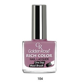 Golden Rose RICH COLOR NAGELLAK 104