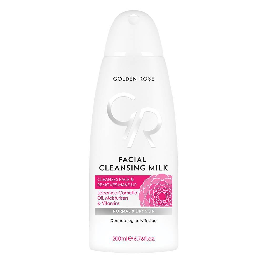 Golden Rose Facial Cleansing Milk