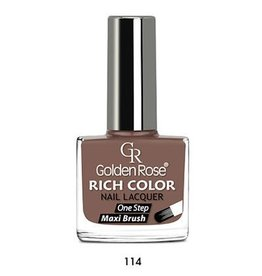 Golden Rose RICH COLOR NAGELLAK 114