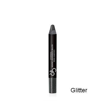 Golden Rose Crayon Eyeshadow Glitter 55
