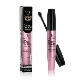 Golden Rose SEXY BLACK MASCARA