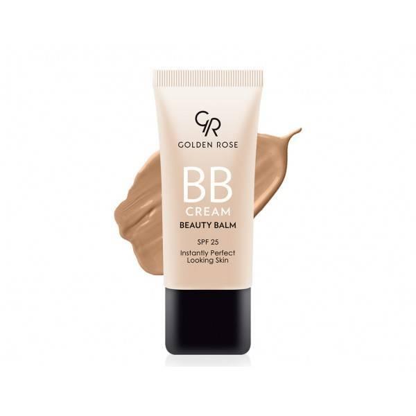 Golden Rose Bb Cream Beauty Balm 6 Dark