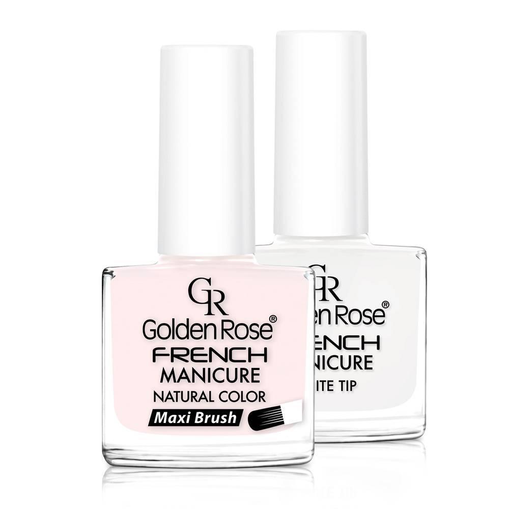 Golden Rose French Manicure Set 04