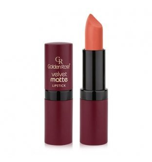 Golden Rose GOLDEN ROSE MATTE LIPSTICK VELVET 21