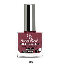 Golden Rose RICH COLOR NAGELLAK 105