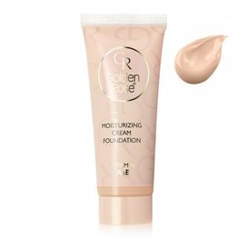 Golden Rose Moisturizing Cream Foundation  6