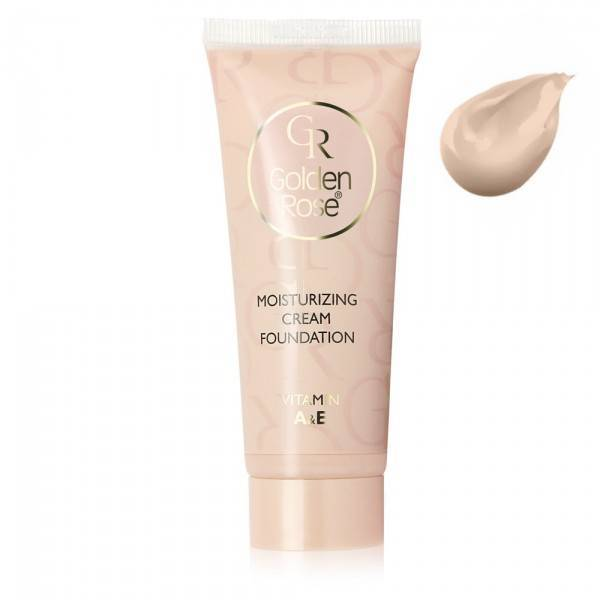 Golden Rose GOLDEN ROSE MOISTURIZING CREAM FOUNDATION  3