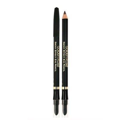 Golden Rose Smokey Eye Pencil Effect Deep Black
