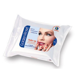 Golden Rose MAKE UP REMOVER WIPES