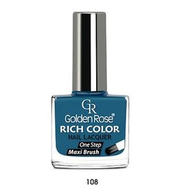 Golden Rose RICH COLOR NAGELLAK 108
