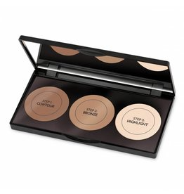 Golden Rose Contour Powder Kit