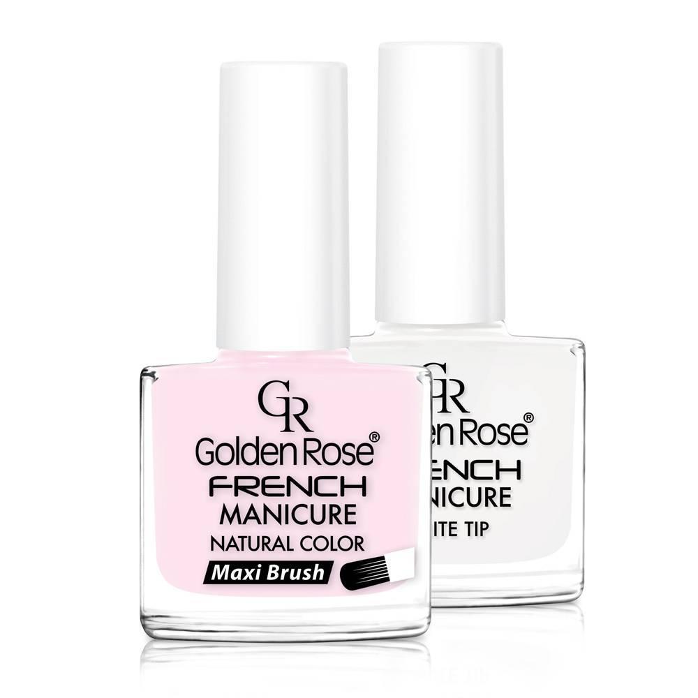 Golden Rose GOLDEN ROSE FRENCH MANICURE SET 03