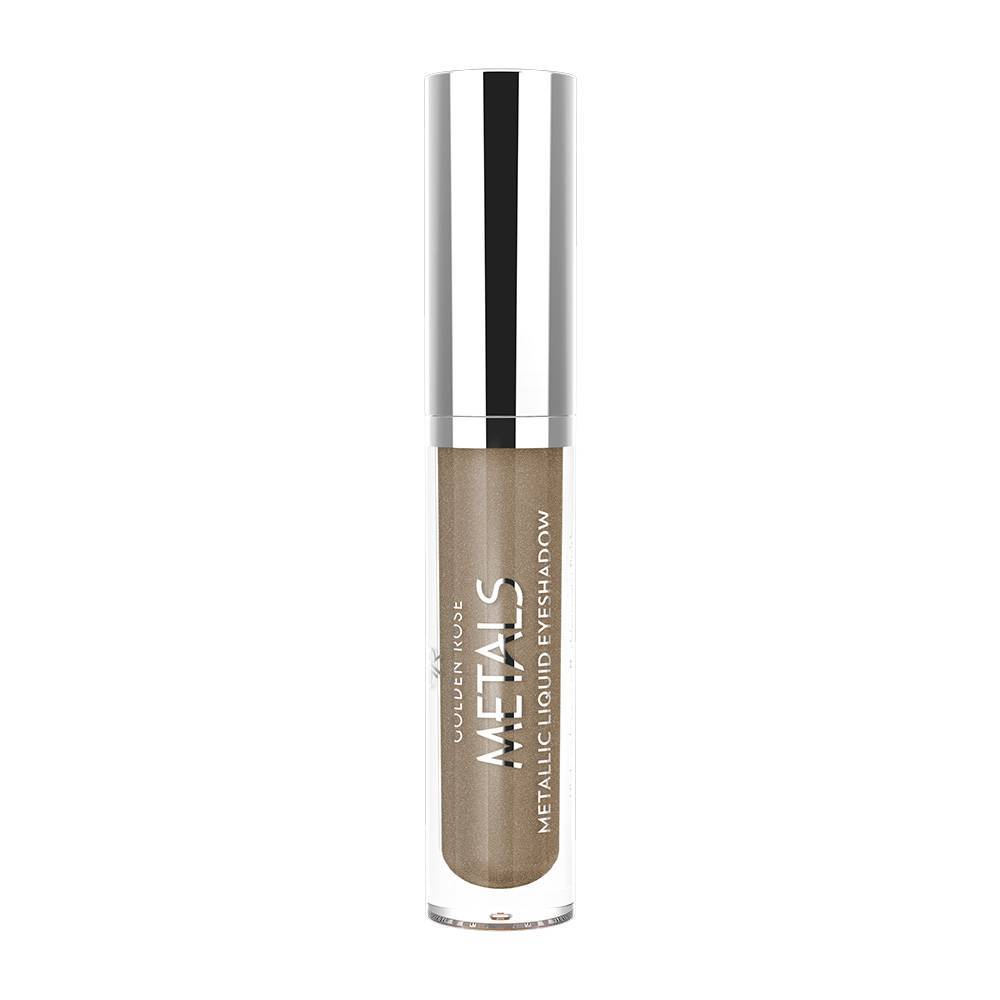 Golden Rose Metals Metallic Liquid Eyeshadow Nr 107