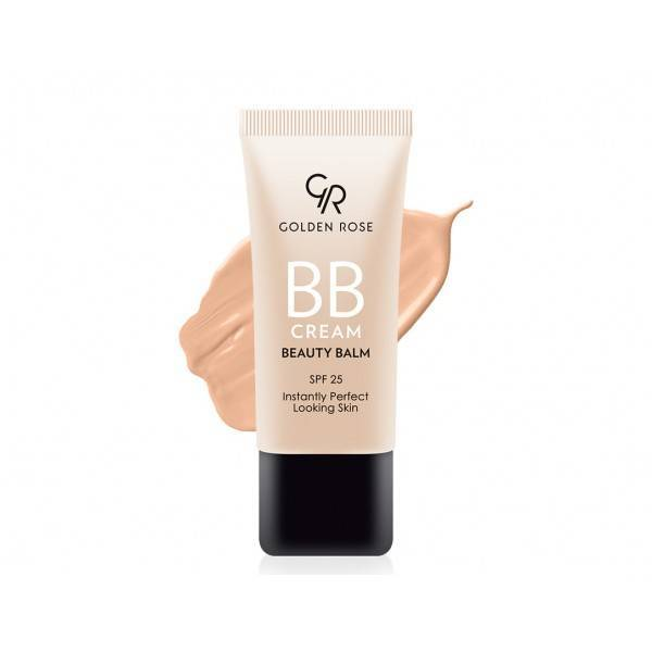 Golden Rose GOLDEN ROSE BB CREAM BEAUTY BALM 2 FAIR