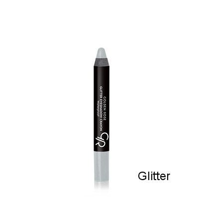 Golden Rose GOLDEN ROSE CRAYON EYESHADOW GLITTER 52
