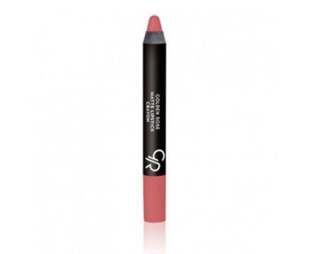 Golden Rose Crayon Matte Lipstick 13