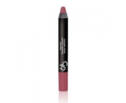 Golden Rose Crayon Matte Lipstick 8