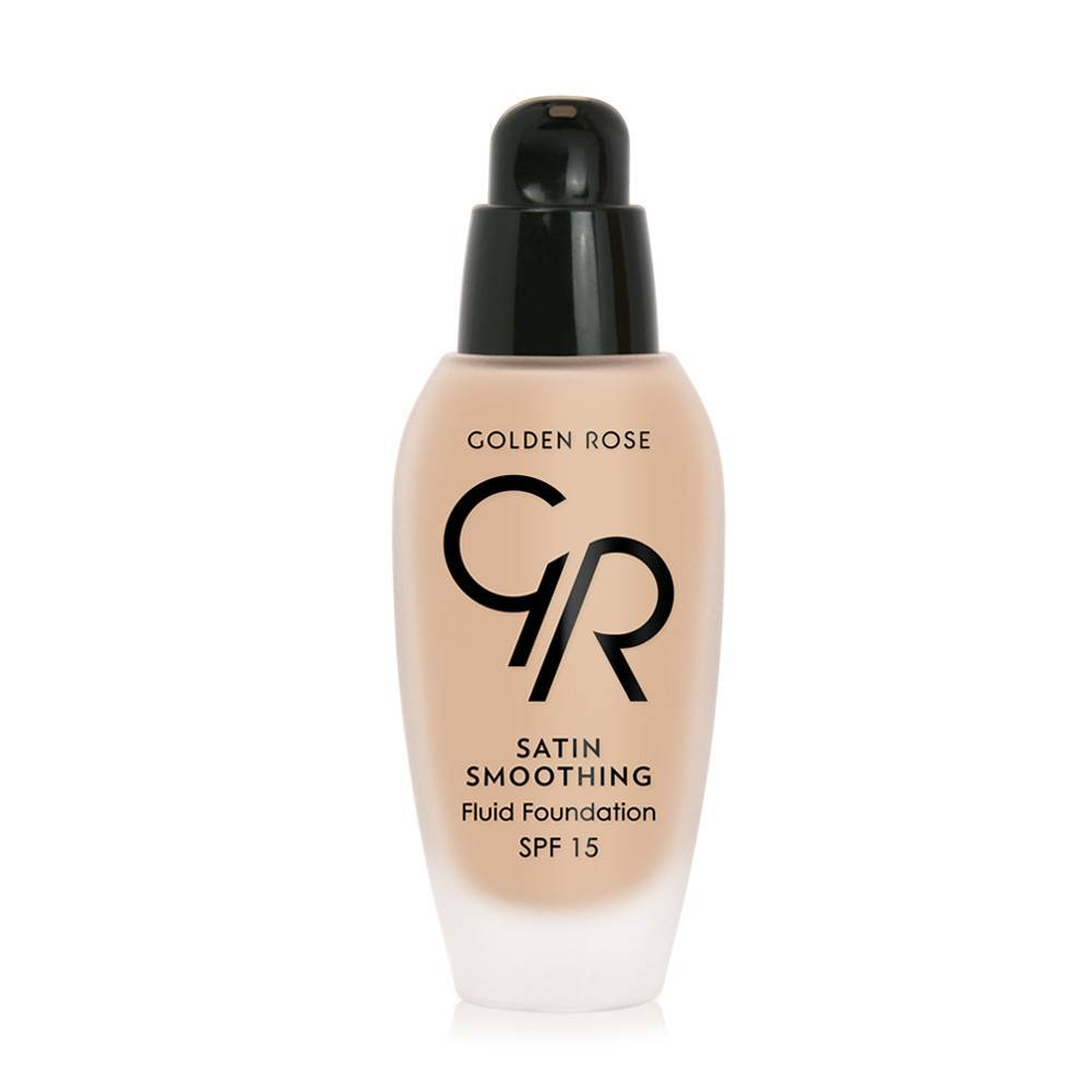 Golden Rose GOLDEN ROSE FLUID FOUNDATION 34