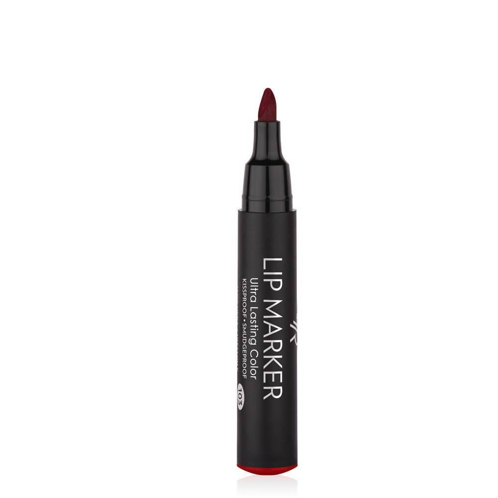 Golden Rose Lip Marker Ultra Lasting 103