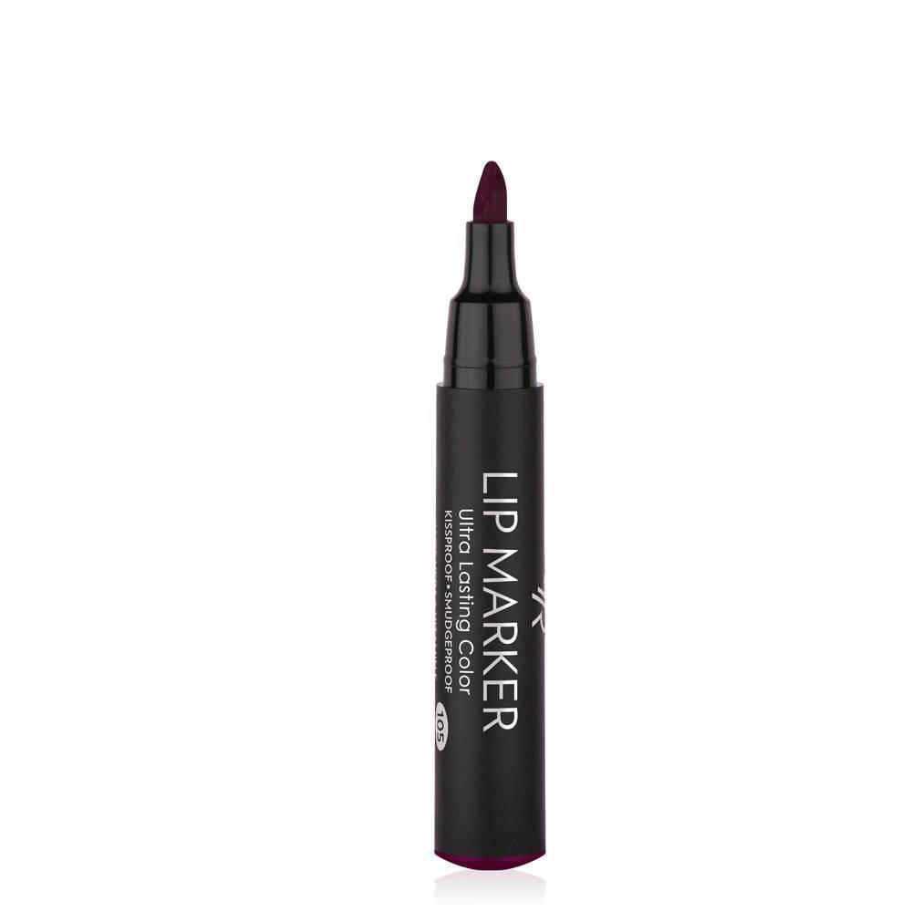 Golden Rose Lip Marker Ultra Lasting 105