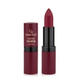 Golden Rose GOLDEN ROSE MATTE LIPSTICK VELVET 20