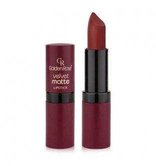 Golden Rose Matte Lipstick Velvet 22