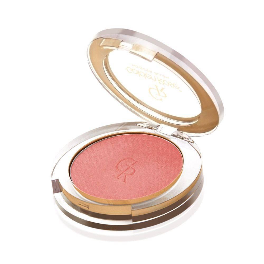 Golden Rose Powder Blush 1