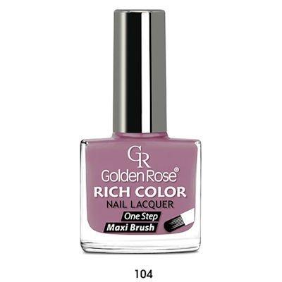 Golden Rose Rich Color Nagellak 104