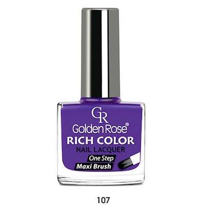 Golden Rose Rich Color Nagellak 107