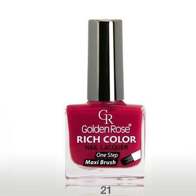 Golden Rose GOLDEN ROSE RICH COLOR NAGELLAK 21