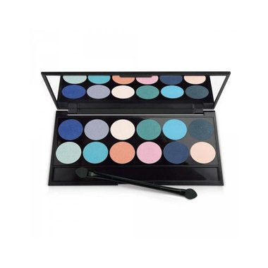 selective color palet eyeshadow