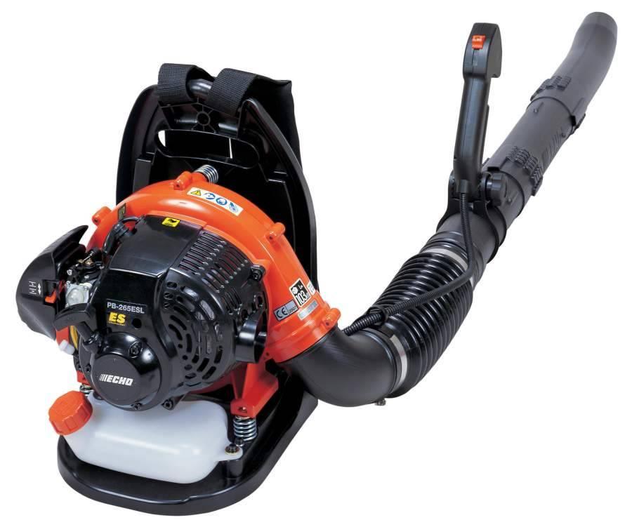 Echo Echo PB-265ESLT Bladblazer ruggedragen