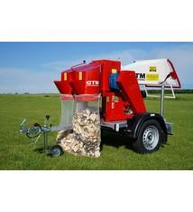 GTM GTM GTBL80TR Trailer Brandhoutmachine (benzine)
