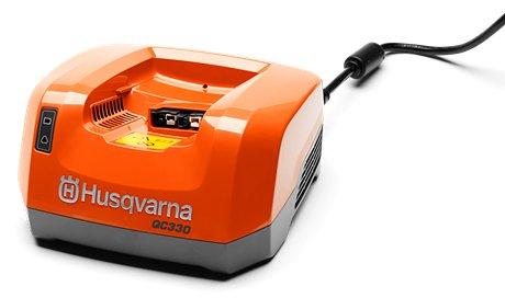 Husqvarna Husqvarna QC330 Snellader voor alle accu's
