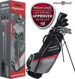 Wilson Wilson pro staff hdx set 6 pieces + bag