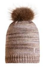 Golfino Golfino knitted hat pompom