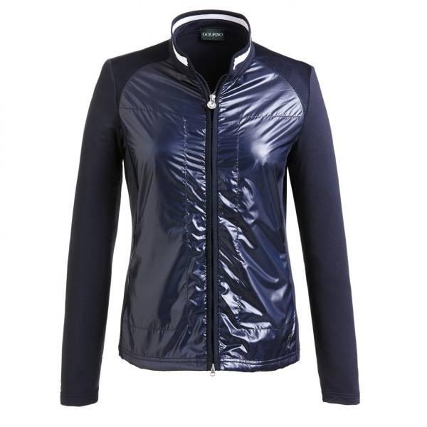 Golfino Golfino stretch polarlight jacket