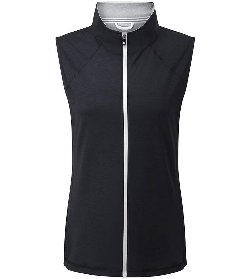 Footjoy Footjoy full zip knit vest
