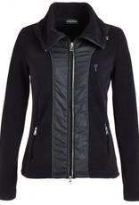 Golfino Golfino fleece leather